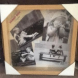 Collectible scrap box frame 12x 12 & 30cmx30